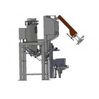 Quality Pneumatic Type Valve Bag Packing Machine for Starch and Cassava Starch Powder for sale