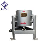 Buy cheap High Efficiency Oil Filtration Equipment 40 - 50kg / Batch Capacity from wholesalers