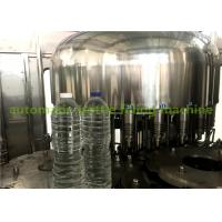 Quality Automatic Beverage Filling Machine For Bottling Water / Mineral Water Production Line for sale