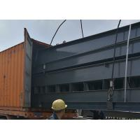 China ISO 9001 Welding Structural Steel Material Q235 / Q345  For Fabrication on sale