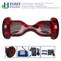 China HTOMT two wheel gyro scooter electric scooter 700w 2 wheel scooter Red Thunder on sale
