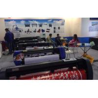 Quality 1.2M Colored Printer Plotter Vinyl Cutter Machine With Contour Cutting for sale
