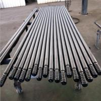 Quality Mining Quarry Extension Rock Drill Steel Rod With T51 Male - Male Thread for sale