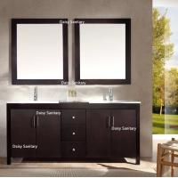 Buy cheap Double Sink American Classics Vanity , 72 Inch Bath Vanity With Top from wholesalers
