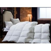 Quality King Size Goose Feather Duck Down Quilt Duvet , Goose Feather And Down Quilt for sale