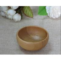 Buy cheap Environmentally friendly paint bamboo bowl bamboo spoon from wholesalers