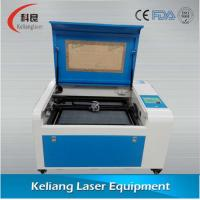 Quality 60w China hot sale portable acrylic laser cutting machine 4060 400*600 460 for sale