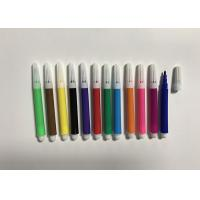 Quality hot sale Lasting Water Based Colored Liquid Fluorescent Pen for School marker pen for sale