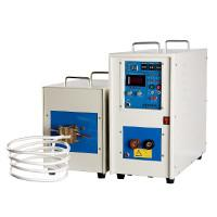Quality Electromagnetic 40KW High Frequency Induction Heating Equipment / Annealing induction heaters for sale