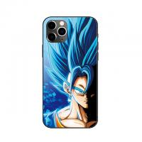 Quality 3D Triple Transition Lenticular Cell Phone Case With DBZ Anime Cover For Phone Cases for sale