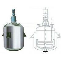Quality High Pressure Stirred Tank Reactor With Vertical Circular Tanks SS304 SS316 for sale