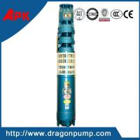 China Vertical three phase cast iron centrifugal submersible pump for gardan on sale
