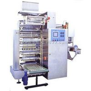 China Automatic Multi-Row Granular Packing machine on sale