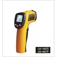 Quality 350 Degree Ceisius Non Contact Digital Laser Infrared Thermometer Response Time 500ms for sale