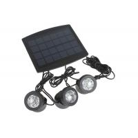 Buy Mono / Poly Mini Silicon Solar Panels 2w 6v Battery Easy Carry For Yard Lighting at wholesale prices