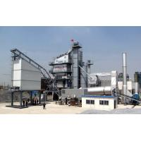 Quality 120T Ready Silo Wearable Liner Asphalt All Mix Asphalt Plant With Nomex Bag Collector for sale