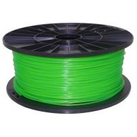 Quality 3d printer filament ABS 1.75mm 1kg Fluorescence Green for sale