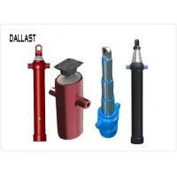 Buy Horizontal Vertical Telescoping Hydraulic Ram  , OEM Telescopic Hydraulic Cylinder at wholesale prices