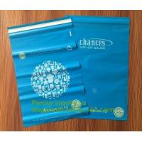 Quality Die cut handle custom compostable biodegradable cornstarch made plastic mailing bags,Cornstarch made biodegradable compo for sale