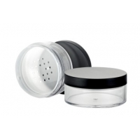 Quality JL-PC105 Round Powder 68.5mm 31.5mm Empty Loose Powder Container for sale