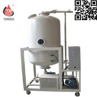 Quality Hydraulic Oil Decolor Oil Regeneration Equipment , Small Scale Oil Refinery Plant for sale