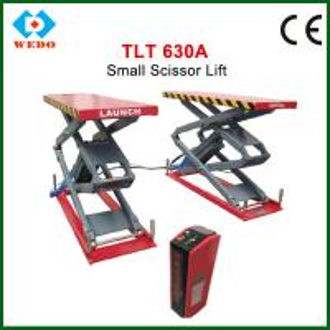 Launch car lift TLT630A scissor lift