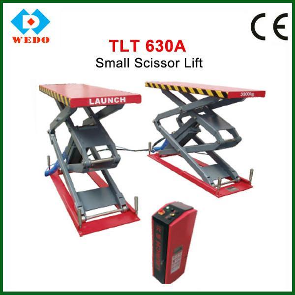 Buy Launch car lift TLT630A scissor lift at wholesale prices
