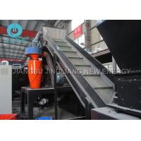 Copper Radiator Recycling Machine / Radiator Scrap Recycling Granulator Separator