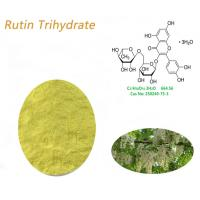 Quality 100% Herbal Extract Rutin Trihydrate Powder Meeting Requirement Under EC1881 for sale