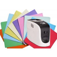 Quality 0 - 45℃ Working Temp Portable Color Spectrophotometer Effective For Paper Measurement for sale