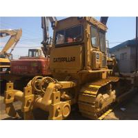 Quality Caterpillar D6D Second Hand Bulldozers Year 2002 12067 Working Hours 139.5hp for sale