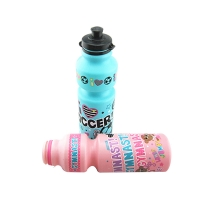 Quality Reusable Small Water Bottles , Hard Blue / Pink Water Bottle For School for sale