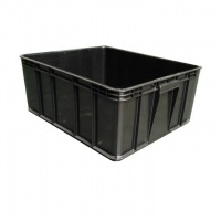 Quality Black 500*360*175MM Electric Conduction ESD Tray for sale