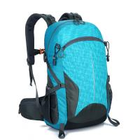 Quality Wear Resistant Outdoor Travel Backpack Camping 40L Nylon 34*57*22cm for sale