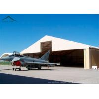Quality 30m * 50m Helicopter Hangar / Fire Resistant And Durable Large Tents for sale