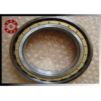Quality C4 Clearance Single Row Cylindrical Roller Bearings Copper Cage N1016ECM for sale