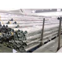 Quality Polished Finish Stainless Steel Welded Tube TP316L For Building Materiel for sale
