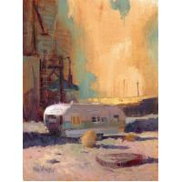 Quality landscape painting manor room decor for sale