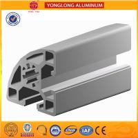 Quality Industrial useage aluminum extrusion profiles for industrial / anodizing profiles for sale