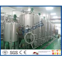 China Soft Drink Beverage Industry Carbonated Water Plants , Full Automatic Energy Drink Production Line on sale