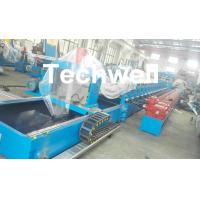 Quality 15KW Hydraulic Power Highway Guardrail  Roll Forming Machine for sale