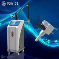Quality hottest skin resurfacing vaginal tightening laser/fractional co2 laser cutting machine for sale