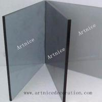 Quality 4mm to 8mm Euro grey  float glass with CE and ISO high quality ,  Euro grey float glass for sale