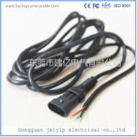 Quality Dustproof Internal Machine Power Cord Cable , TPU PVC Video Camera Cable for sale