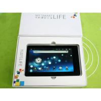 Quality cheap capacitive touch screen WIFI Android 4.0 8 inch tablet pc for sale