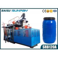 Quality 200 Liter Water Tank Blow Moulding Machine Accumulating Head SRB120A for sale
