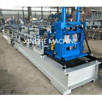 High Speed Security Metal Roofing Roll FormerWith Hydraulic Pump Station