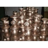 Quality Casting Valve-WCB Casting Parts for sale