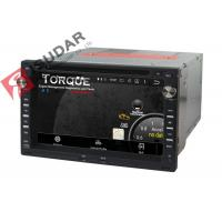 Quality Car Radio GPS Bluetooth VW Car DVD Player With Full RCA Output Screen Mirroring Function for sale