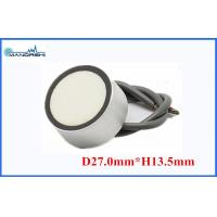 Quality Dual Waterproof Ultrasonic Sensor Transmitter And Receiver Aluminum Housing for sale